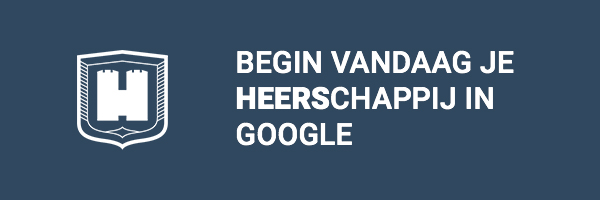 SEO Analyse >> Begin je Heerschappij in Google nu!